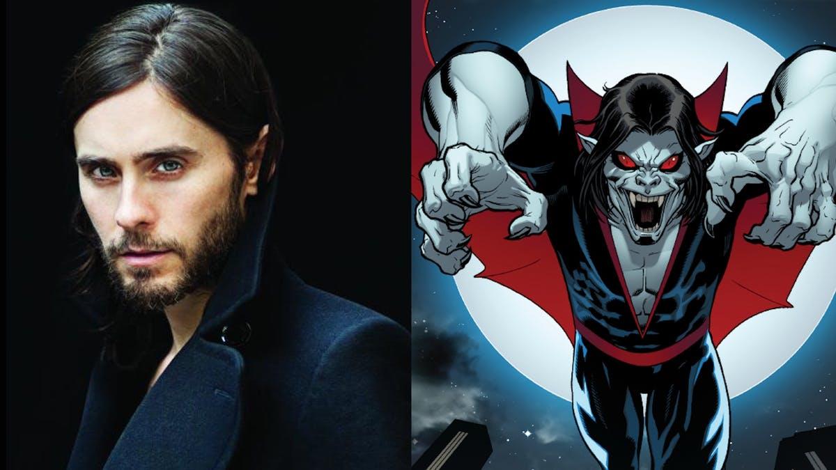 Morbius >> Ada Rahasia Apa Dalam Trailer Morbius Lazone Id