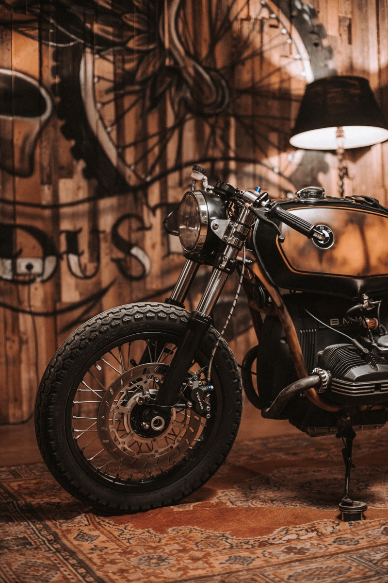 Cafe Racer BMW R45