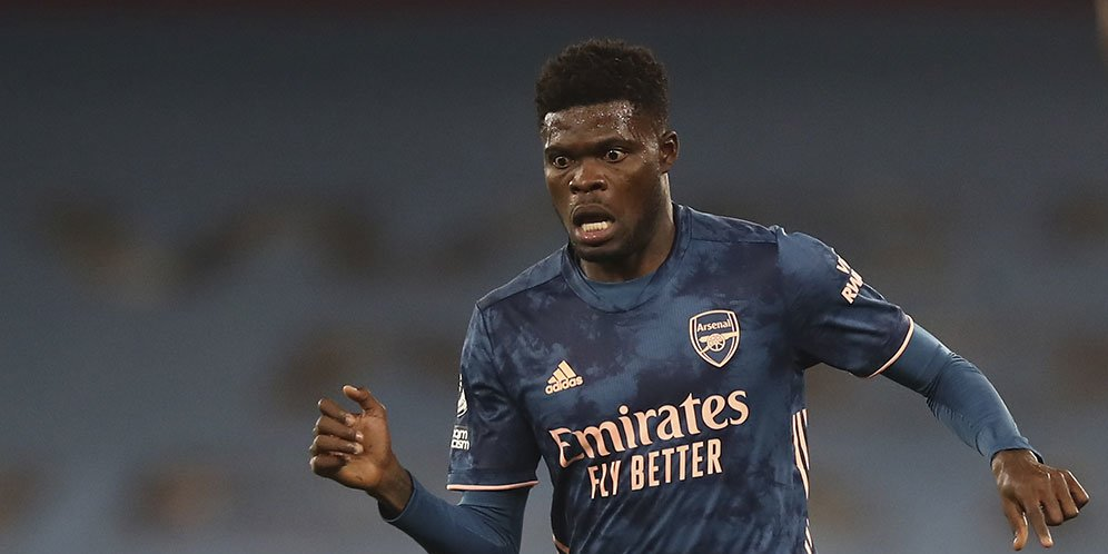 Mirip Legenda Arsenal, Thomas Partey