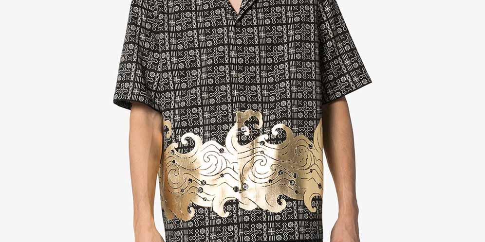 Desainer Inggris Terkenal Contek Motif Batik?   LAzone.id